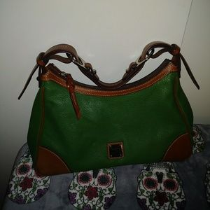 Dooney Bourke Harrison Hobo